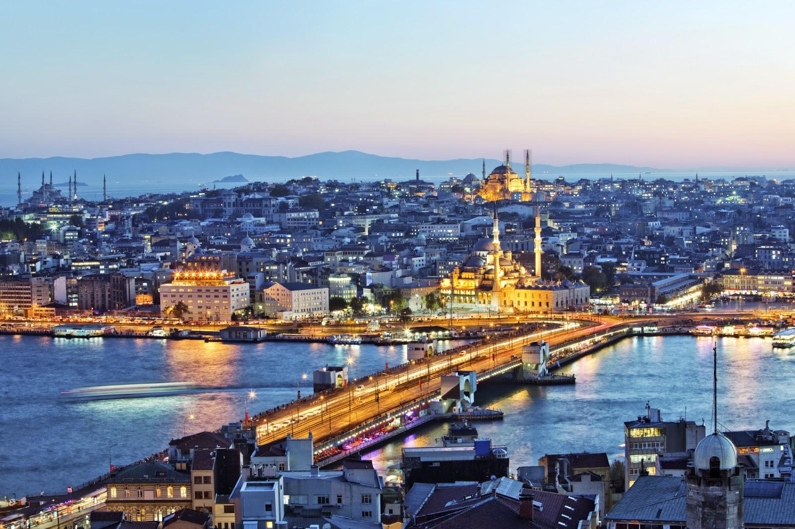 Транспорт до Турция