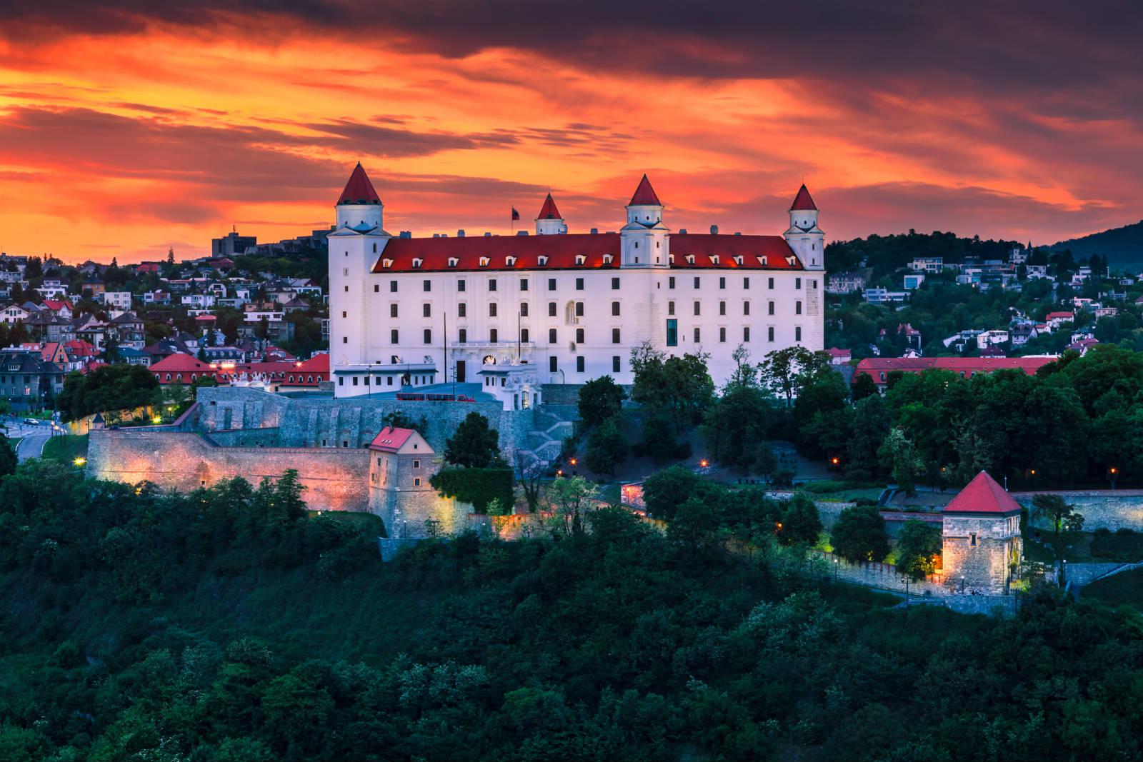 Trasporto per Slovacchia
