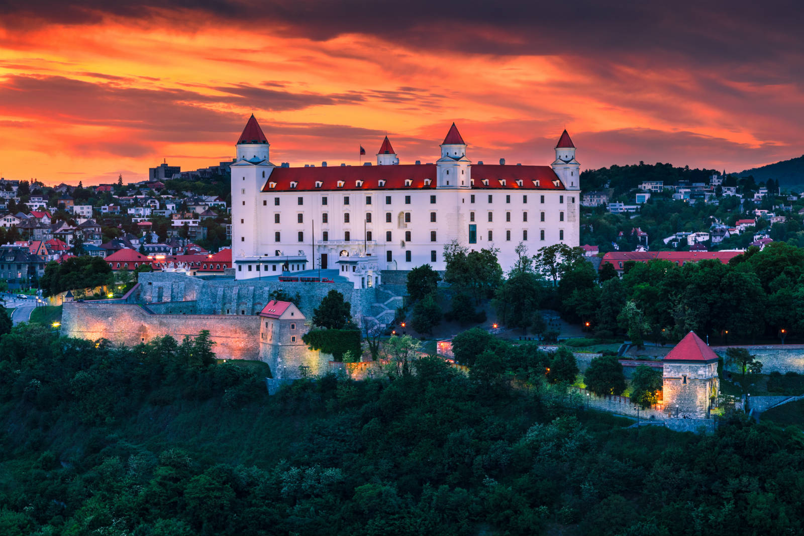 Транспорт до Словакия