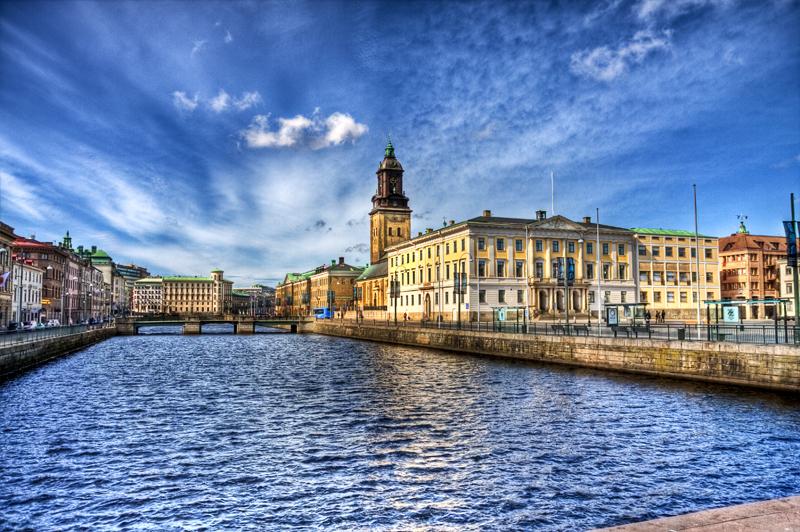 Transport to Sweden