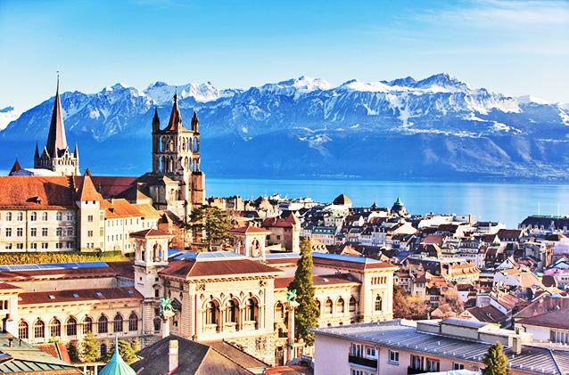 Транспорт до Швейцария