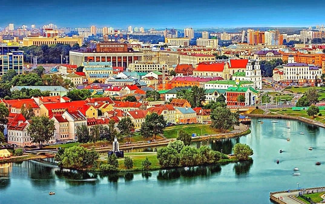 Trasporto per Bielorussia