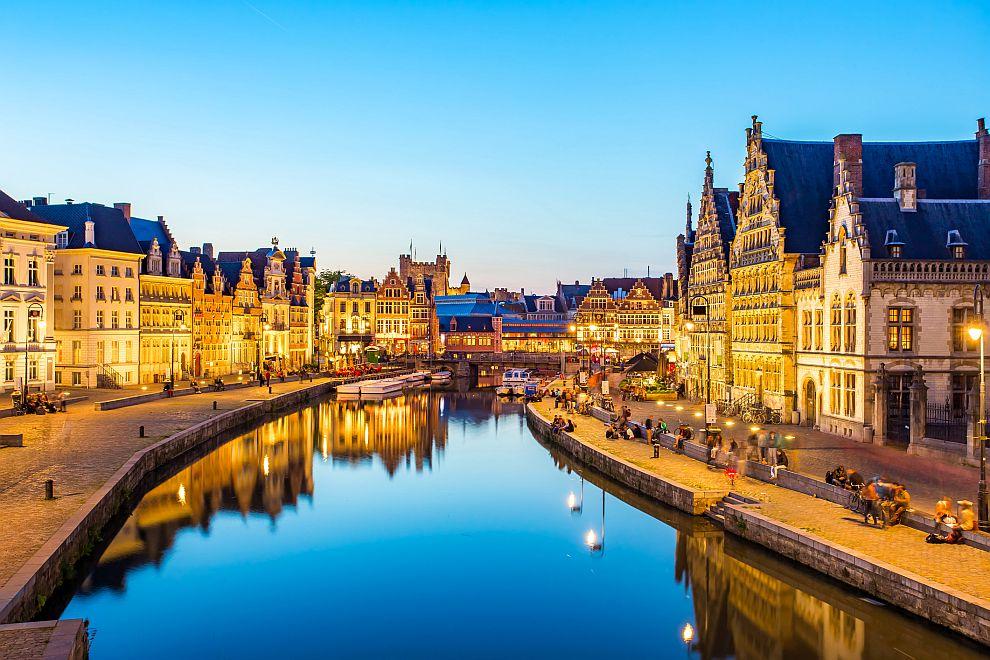 Transport to Belgium