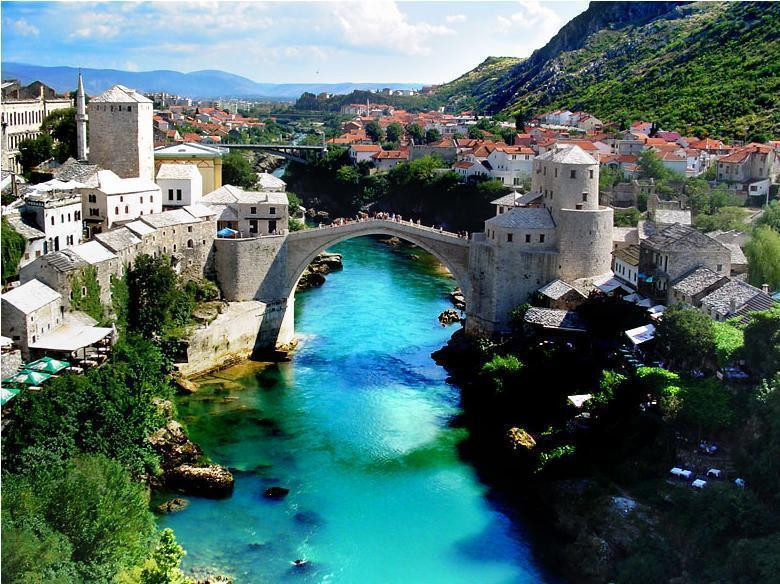 Trasporto per Bosnia ed Erzegovina