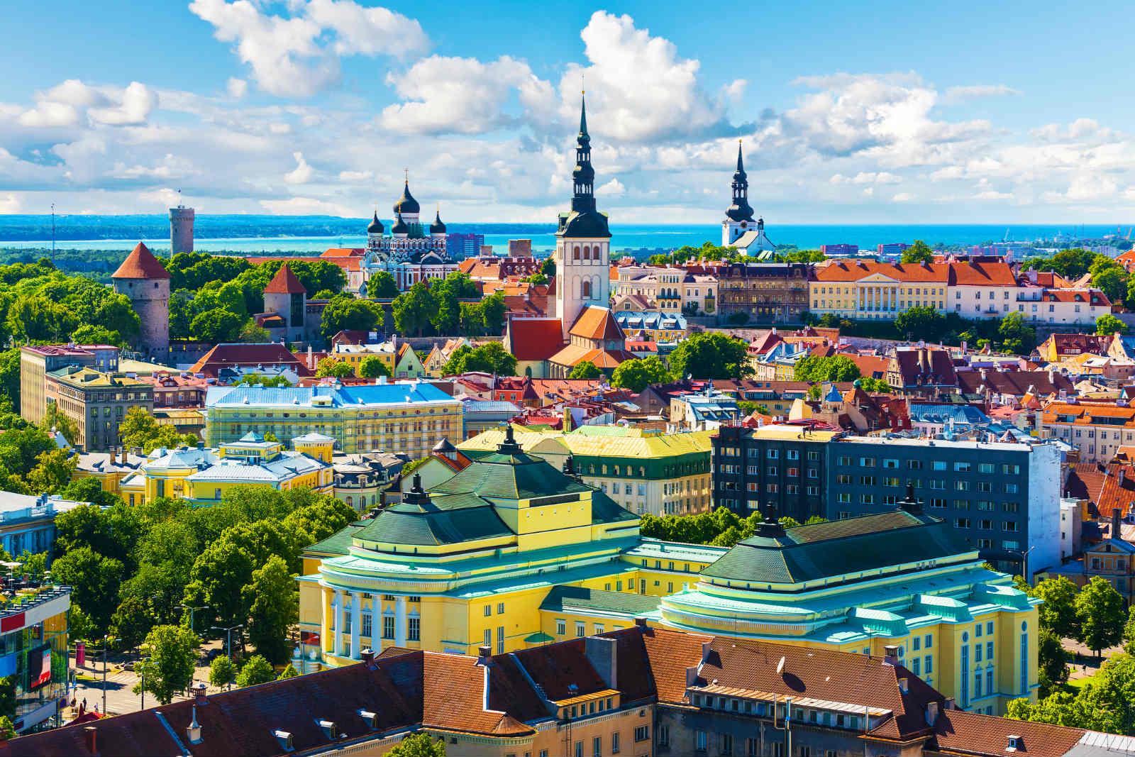 Trasporto per Estonia