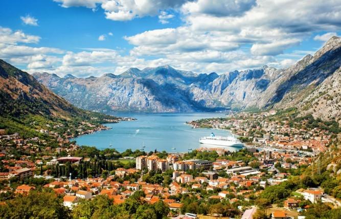 Trasporto per Montenegro