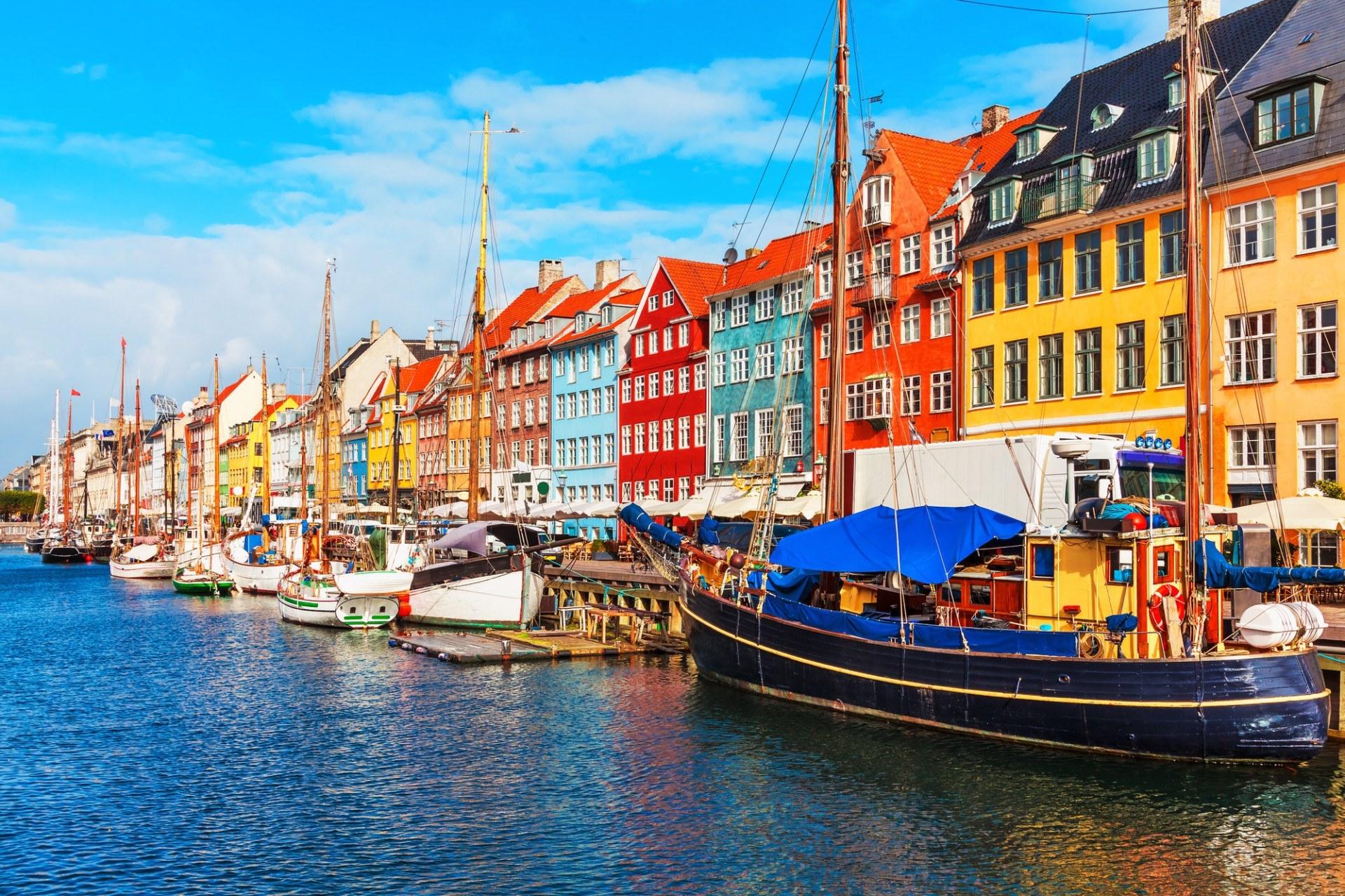 Trasporto per Danimarca