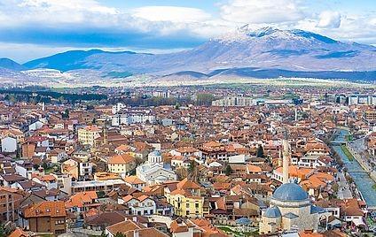 Trasporto per Kosovo